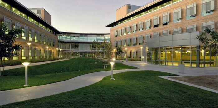 Bethesda University campus
