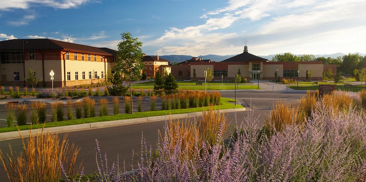 Denver Seminary campus