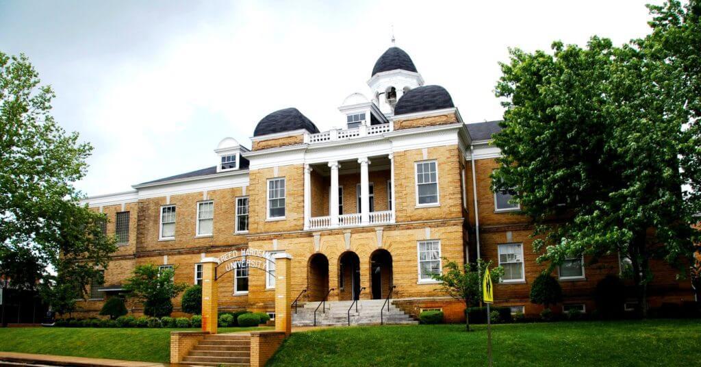 Freed Hardeman University campus