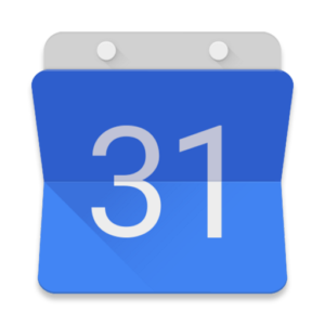 college apps google calendar