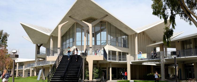 Hope International University campus