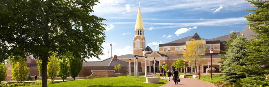 Iliff School of Theology campus