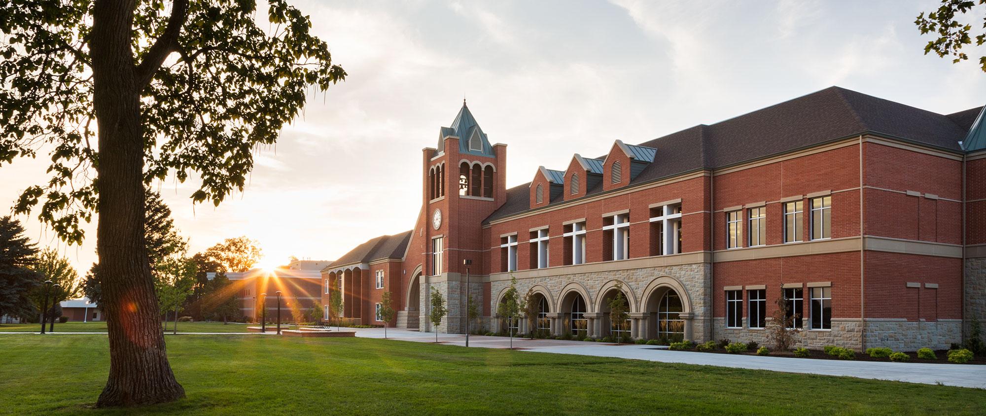 Northwest Nazarene University campus