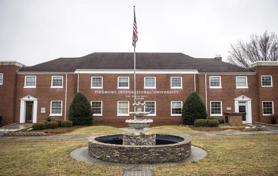 Piedmont International University campus