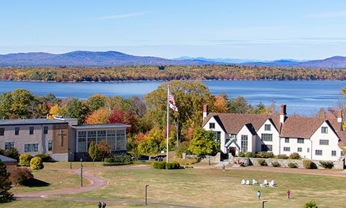 Saint Josephs College Maine campus
