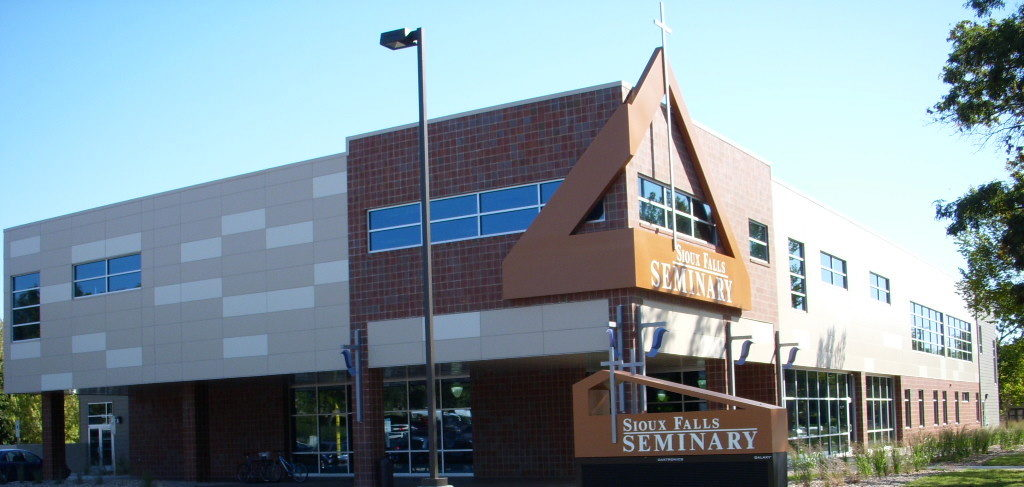 Sioux Falls Seminary campus