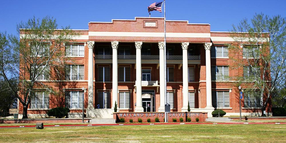 Wayland Baptist University campus