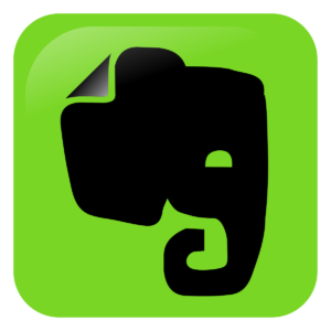 college apps evernote