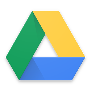college apps google drive