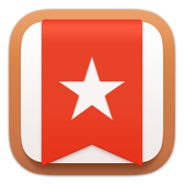 college apps wunderlist