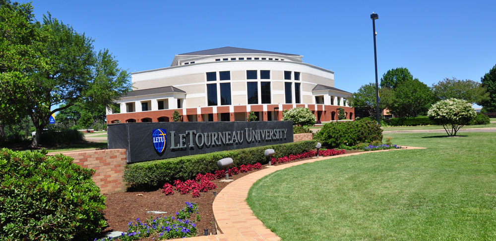 LeTourneau University campus