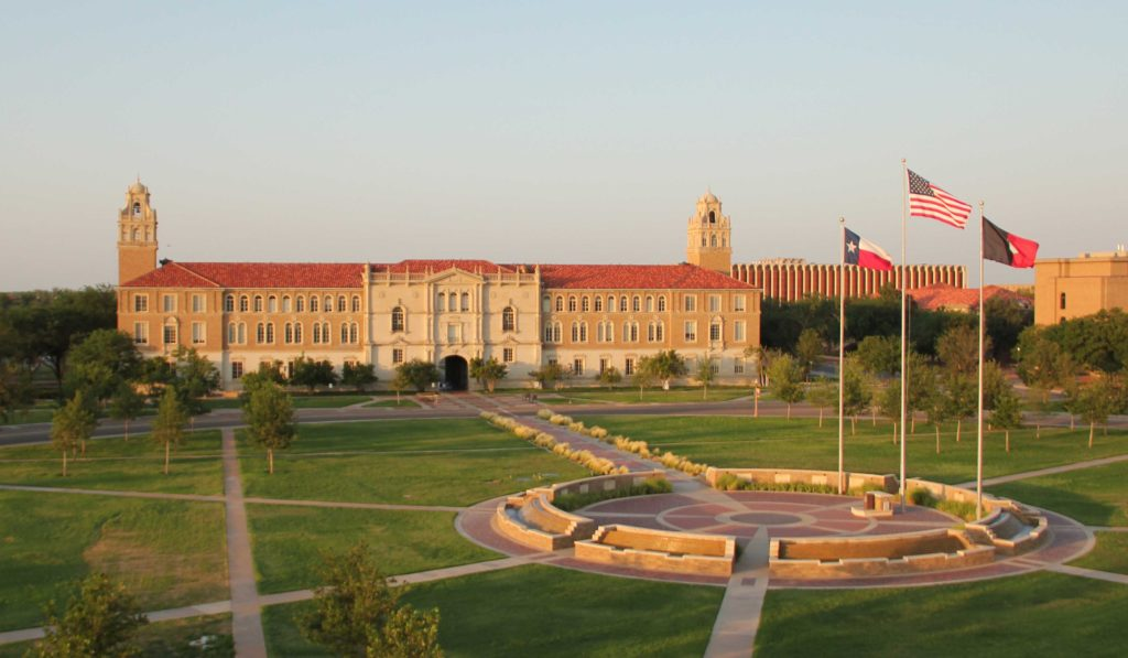 Texas Tech University campus