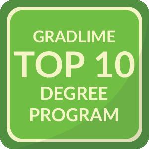Top 10 Degree Program Badge