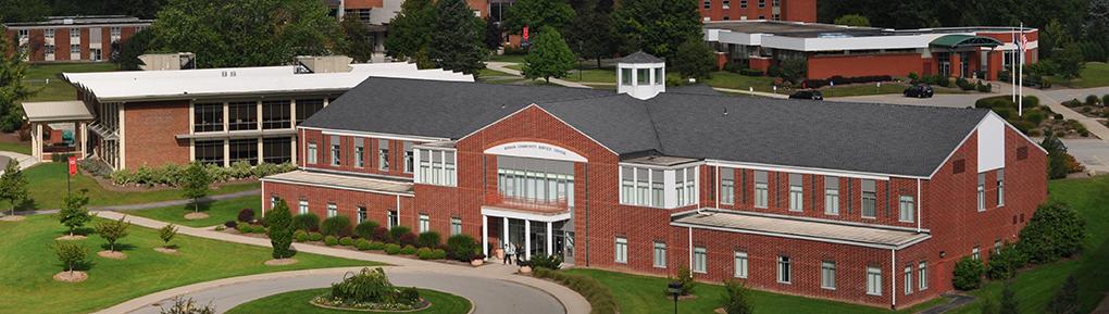 Roberts Wesleyan College campus