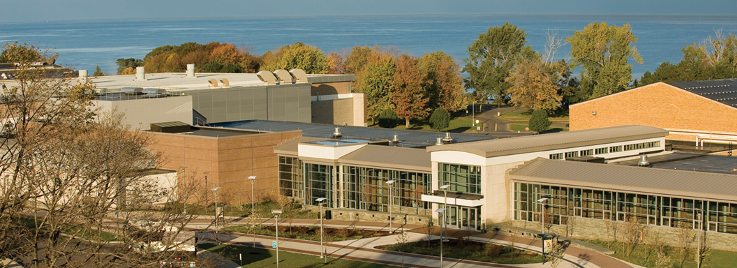 SUNY College at Oswego campus