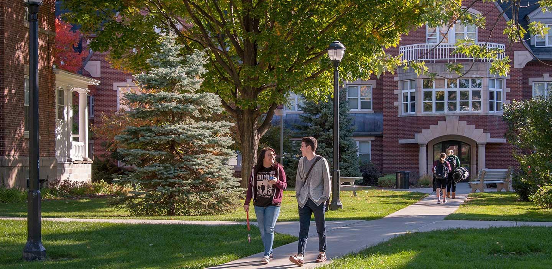 The Sage Colleges campus
