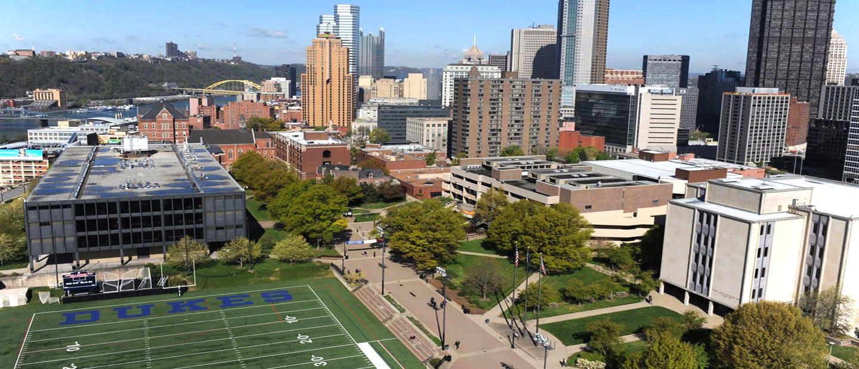 Duquesne University campus