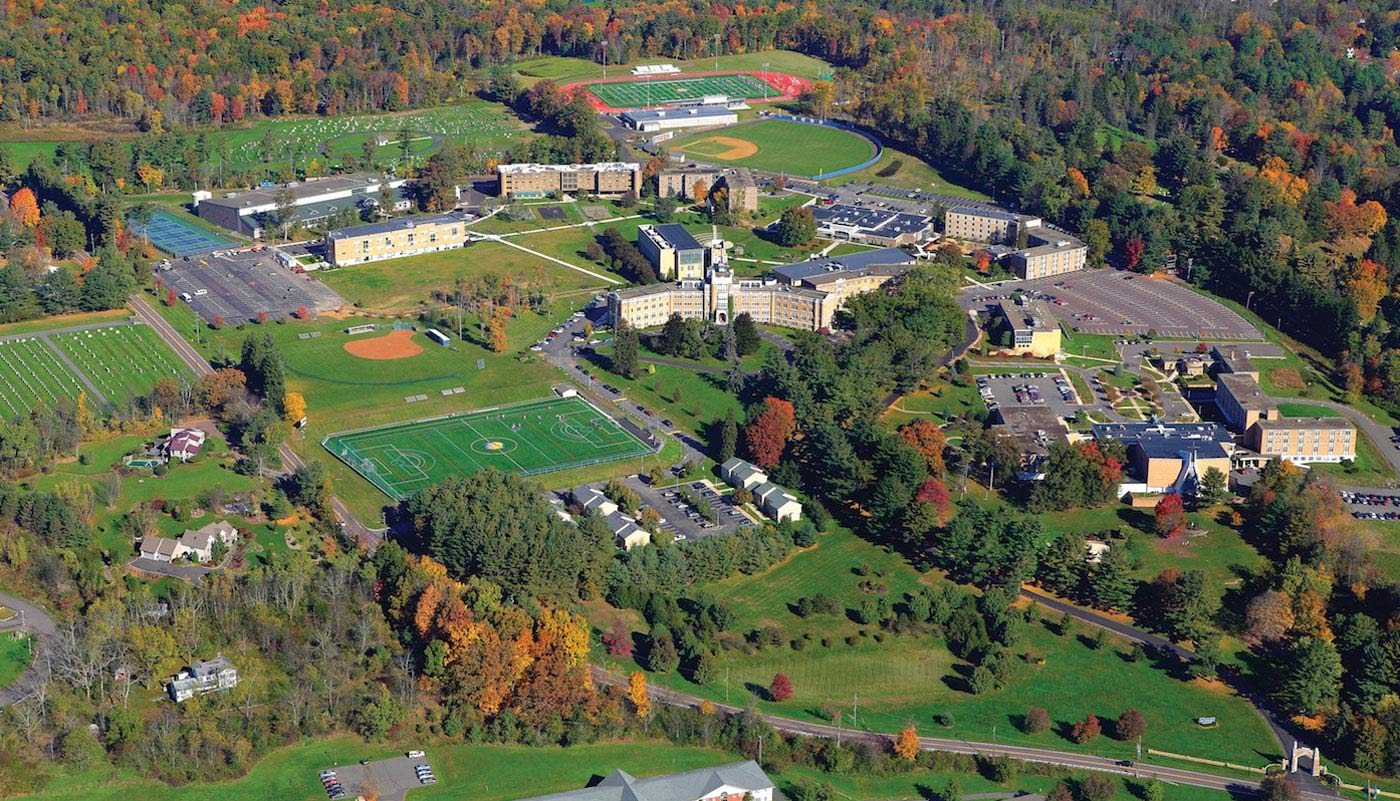 Misericordia University campus