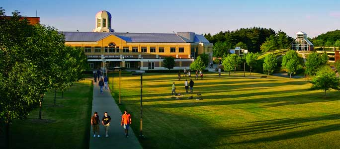 Robert Morris University campus